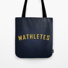 Mathletes - Mean Girls movie Tote Bag