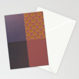 Abstract Mix v2 Stationery Cards