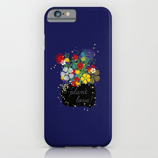 Plant Love! iPhone & iPod Case
