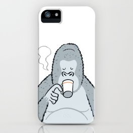 Coffee break... iPhone Case