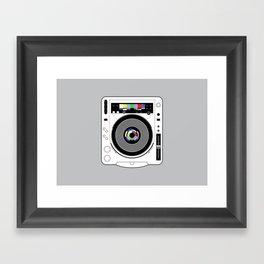 1 kHz #12 Framed Art Print