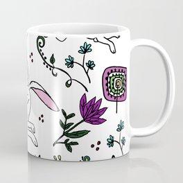 Spring Hare Coffee Mug