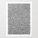 Dots Pattern by georgianaparaschiv