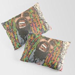 lyrics,songs,reggae,dancehall,roots,fan art,rasta,weed,love Pillow Sham