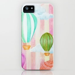 Balões iPhone Case