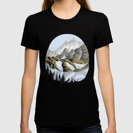 AN ALPINE LAKE T-shirt