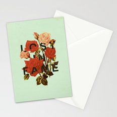Lost In Fame Stationery Cards