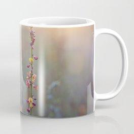 Wildflowers at Sunse Coffee Mug