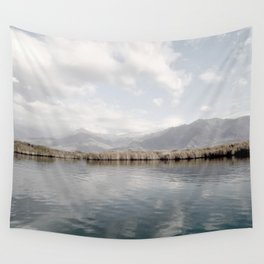 Lake Of Tranquility Wall Tapestry