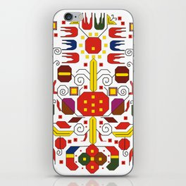 Shevica ~+~ 2 iPhone Skin