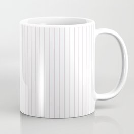 Orchid Ice Stripes Coffee Mug