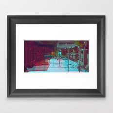 Look Different Framed Art Print