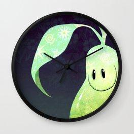 Liquid Pear Wall Clock