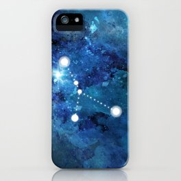 Cancer Constellation iPhone Case