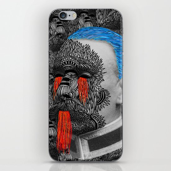 BRIGADIER II iPhone & iPod Skin