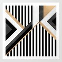 Stripe Combination by elisabethfredriksson