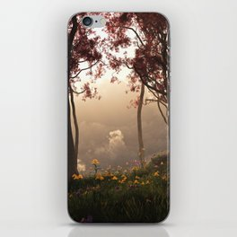 Skygate (Autumn) iPhone Skin