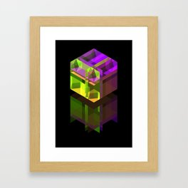 GrannySmith Framed Art Print