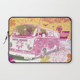 girl camper Laptop Sleeve