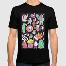 Yokai / Japanese Supernatural Monsters T-shirt