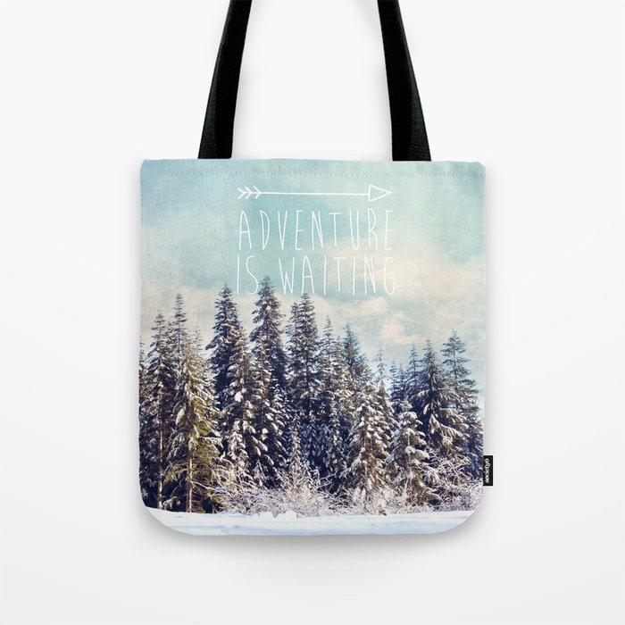 evergreens Tote Bag