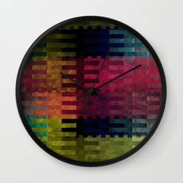 Abstract 148 Wall Clock