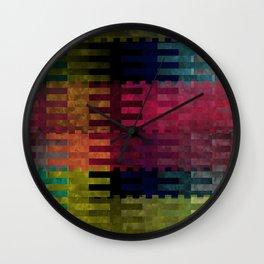 Abstract 148 Wall Clock