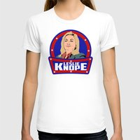 leslie knope T-shirts featuring Leslie Knope by SuperEdu