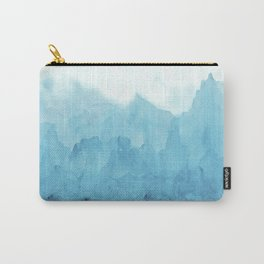 Ice Mountains Carry-All Pouch