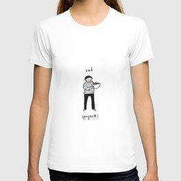 Eat spaghetti T-shirt