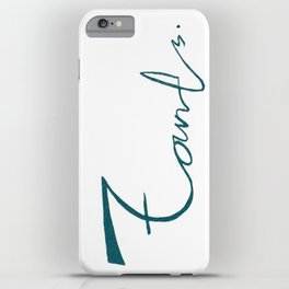 7Counts iPhone Case