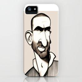 Cantona iPhone Case