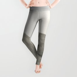 Louis Armstrong at the Spinx and Egyptian Pyrimids Vintage black and white photography / photographs Leggings