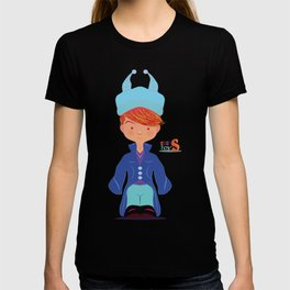 Le petit Mikel /Character & Art Toy design for fun T-shirt