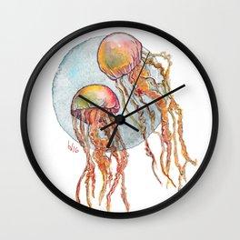 Jumpin Jellyfish Wall Clock