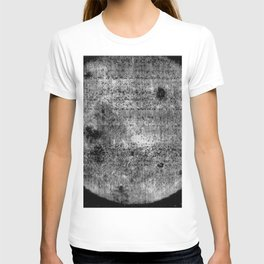 1st Image of the Far Side of the Moon T-shirt