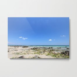 Ocean Escape Metal Print