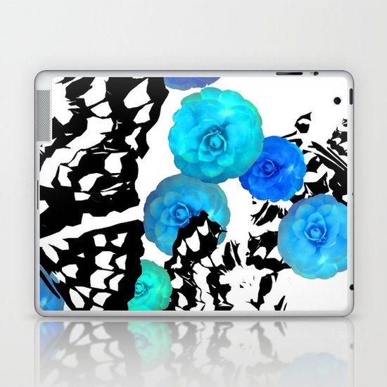 Camellia Aire Laptop & iPad Skin