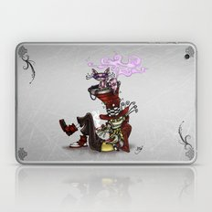 The Mad Mad Hatter Laptop & iPad Skin