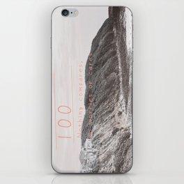 100. iPhone Skin