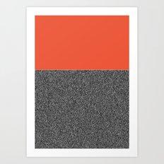pattern, texture, mixed media, patterns,  Art Print