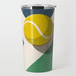 BALLS / Tennis (Hard Court) Travel Mug