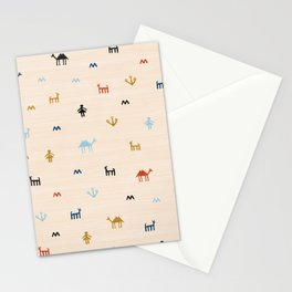 Jarmo in Cream Stationery Cards