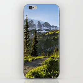 A Hike to Remember iPhone Skin