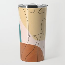 Summer Dance II Travel Mug