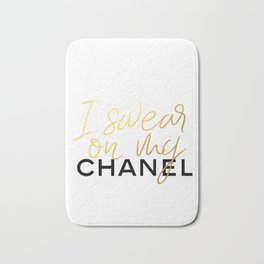 Glamour Decor Bath Mat