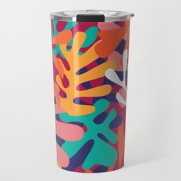 Matisse Pattern 006 Travel Mug
