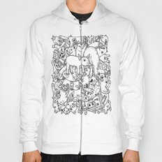 counting pigs Hoody