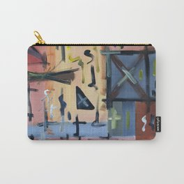 Colourful Chaos Carry-All Pouch