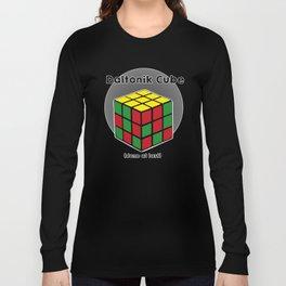 Daltoniks cube Long Sleeve T-shirt